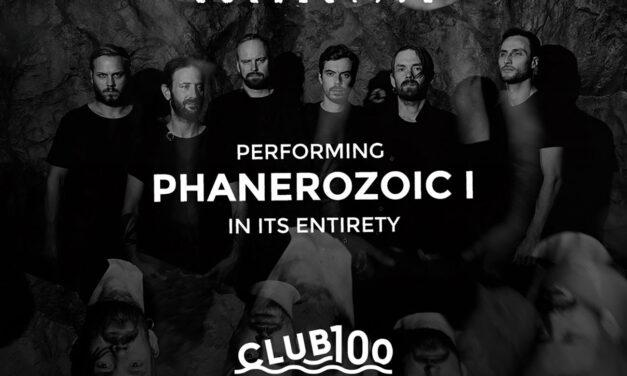 THE OCEAN vuelve a las tablas en Streaming para interpretar «Phanerozoic I»