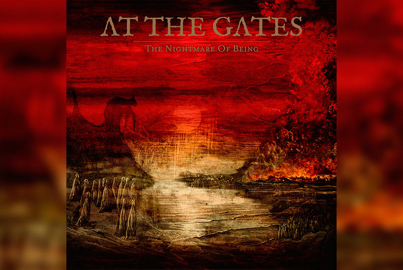 at the gates the nightmare of being cover