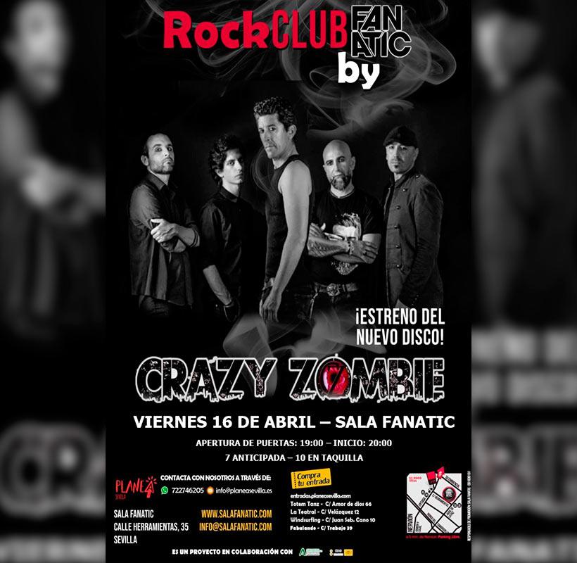 crazy zombie concierto sevilla