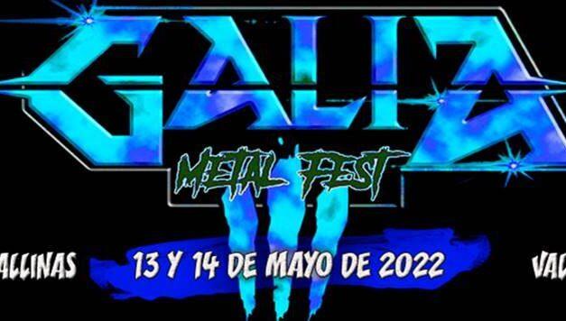 GALIA METAL FEST pospone su tercera edición a 2022