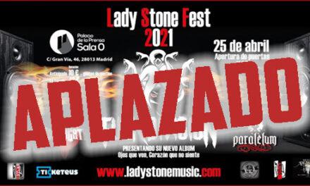 Aplazado el Lady Stone Fest