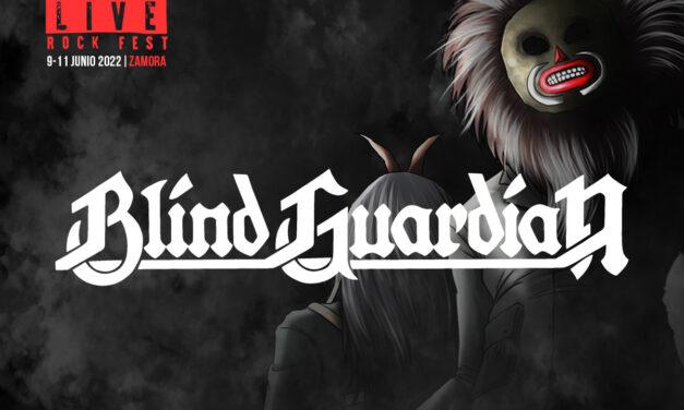 BLIND GUARDIAN es el cabeza de cartel del Z! LIVE ROCK FEST 2022