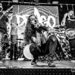 Crónica: DRAGO + VOID'S LEGION en la sala Opción (Pinto, Madrid, 24-4-21)