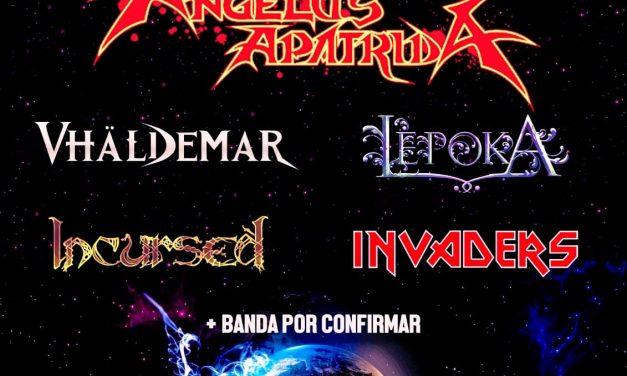 El festival ALGARROBA ROCK XVII se celebrará el 11 de septiembre