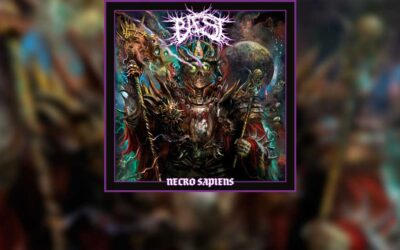 Review: BAEST y su tercer álbum de estudio «Necro Sapiens»