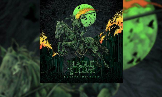 Review: Si te gusta el death metal melódico, lo nuevo de PLAGUESTORM, «Purifying Fire», te encantará