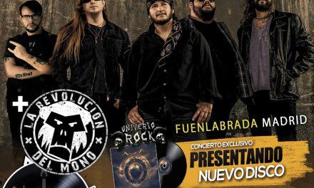 ARYA actuará en Madrid el próximo 26 de junio