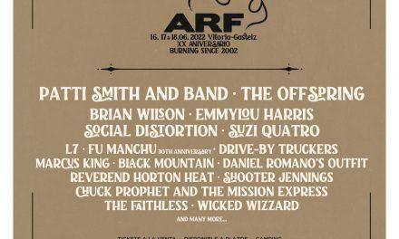 El festival Azkena Rock celebrará sus 20 años con los más grandes del rock