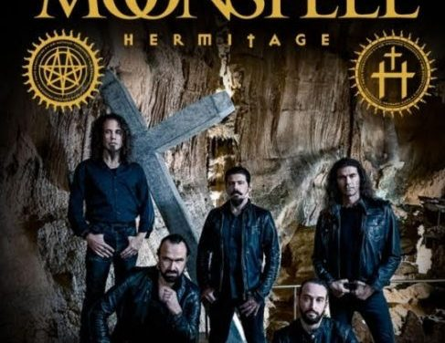 "Crónica: MOONSPELL presenta ""The Heretic"" (Lisboa, 19 de Junio 2021)"