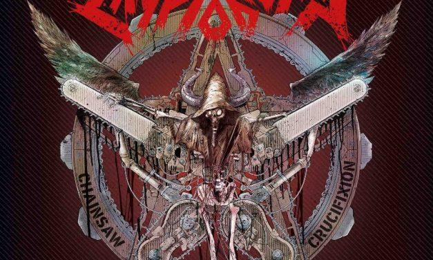 CRYPTOBIOSIS desvela detalles de su nuevo trabajo «Chainsaw Crucifixion»