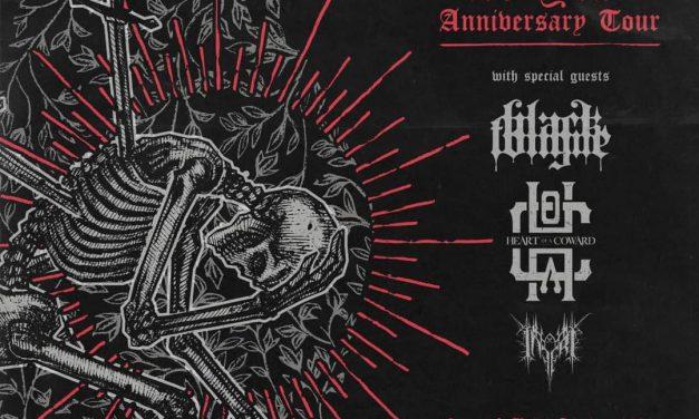 DECAPITATED prepara su gira XXV aniversario junto a BLACK TONGUE, HEART OF A COWARD e INFERI