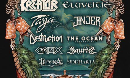 El festival METAL PARADISE confirma una edición «mini» en agosto con 10 bandas