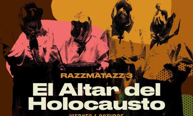 EL ALTAR DEL HOLOCAUSTO confirma concierto en Barcelona el 1 de octubre