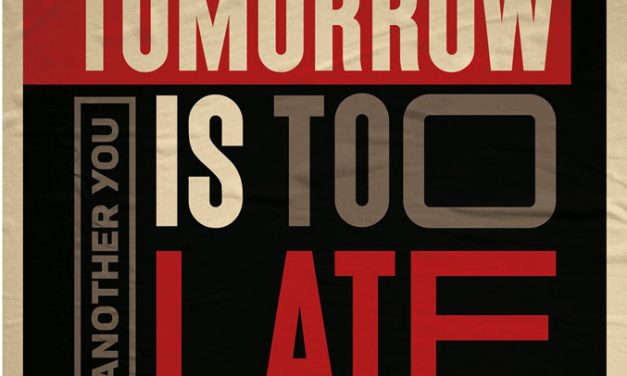 """Ya disponible nuevo disco de ANOTHER YOU, """"Tomorrow is too late"""""""